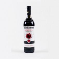 ARMENIA POMEGRANATE SEMI SWEET - Polosladké červené víno